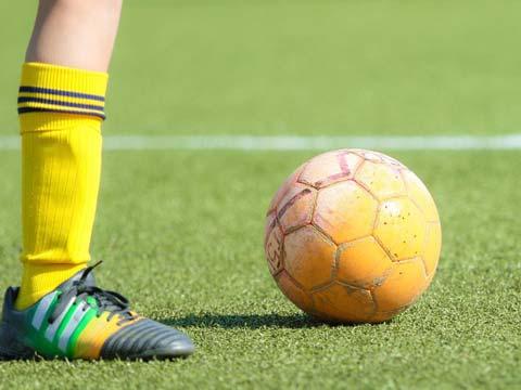 <!--25-->サッカーやろう:日本スポーツ協会から登録案内がとどいたけど